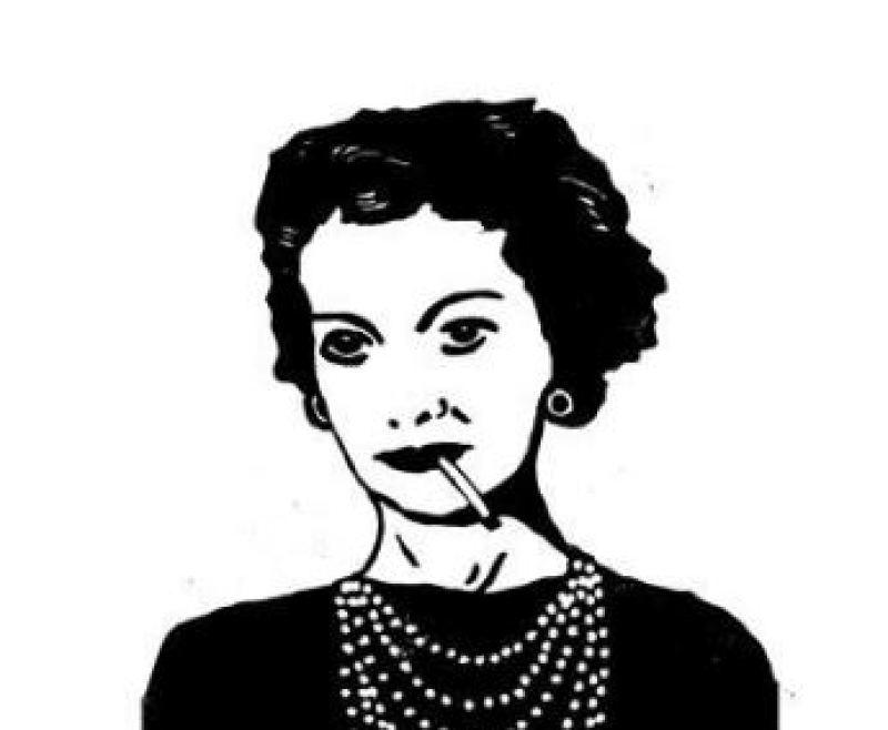 Chanel - Sophie Degano - Grace a Elles - Musee des Beaux-Arts de Morlaix