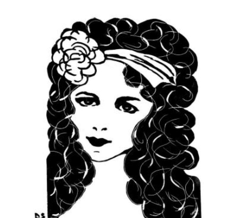 Elisabeth Vigee le Brun  - Sophie Degano - Grace a Elles - Musee des Beaux-Arts de Morlaix