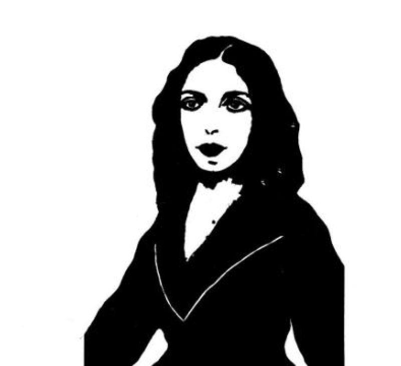 George Sand - Sophie Degano - Grace a Elles - Musee des Beaux-Arts de Morlaix