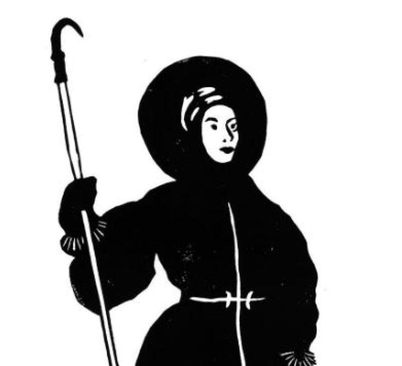 Henriette d'Angeville  - Sophie Degano - Grace a Elles - Musee des Beaux-Arts de Morlaix