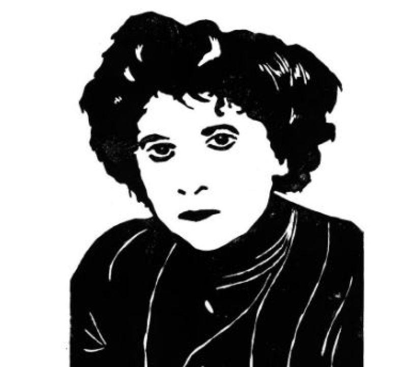 Hubertine Auclert - Sophie Degano - Grace a Elles - Musee des Beaux-Arts de Morlaix