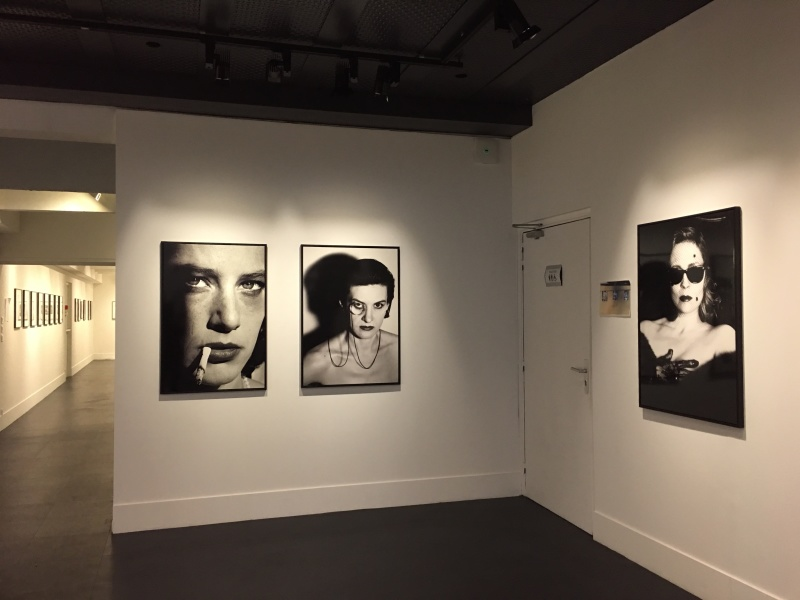 Helmut Newton – Icones - Musee de la photographie Charles Negre Nice