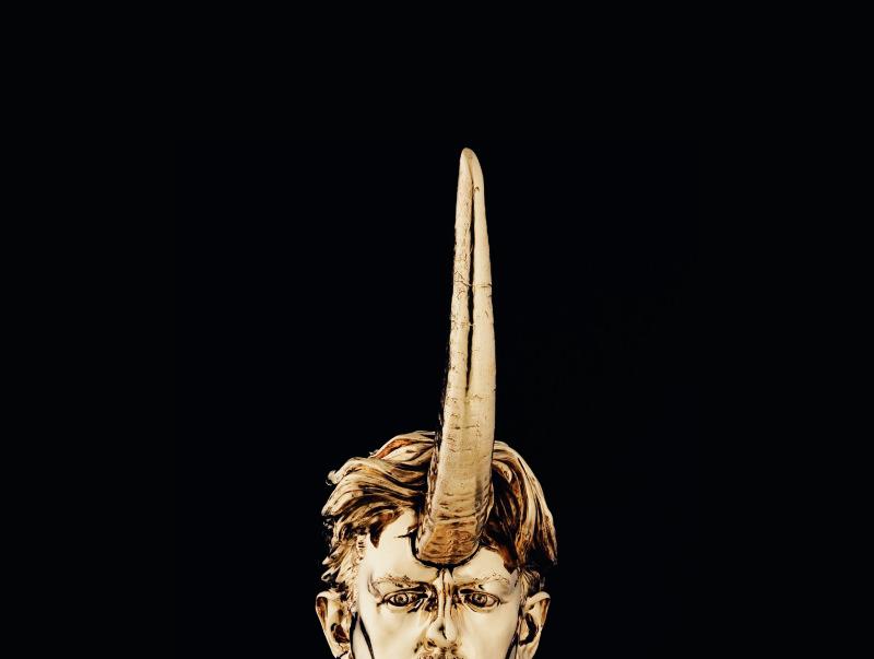 Chapitre VI 2010 Jan Fabre  - Portrait de galeriste - Bernard Templon, institut Magret de Bordeaux