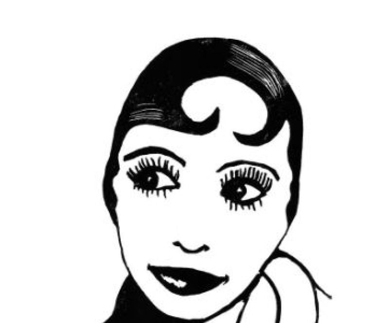 Josephine Baker - Sophie Degano - Grace a Elles - Musee des Beaux-Arts de Morlaix