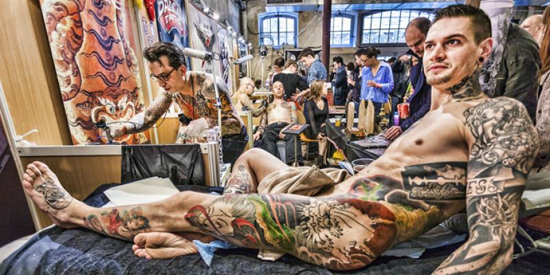 Le Mondial du Tatouage