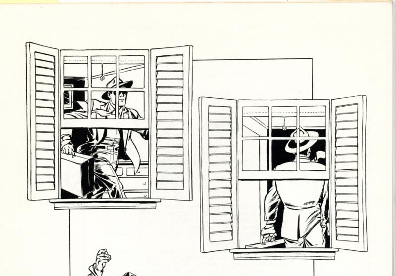 the spirit vacation - Will Eisner - Cite Internationale de la Bande Dessinee - Angouleme