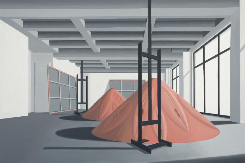 Thomas Huber - Horizon - Musée des Beaux Arts de Rennes