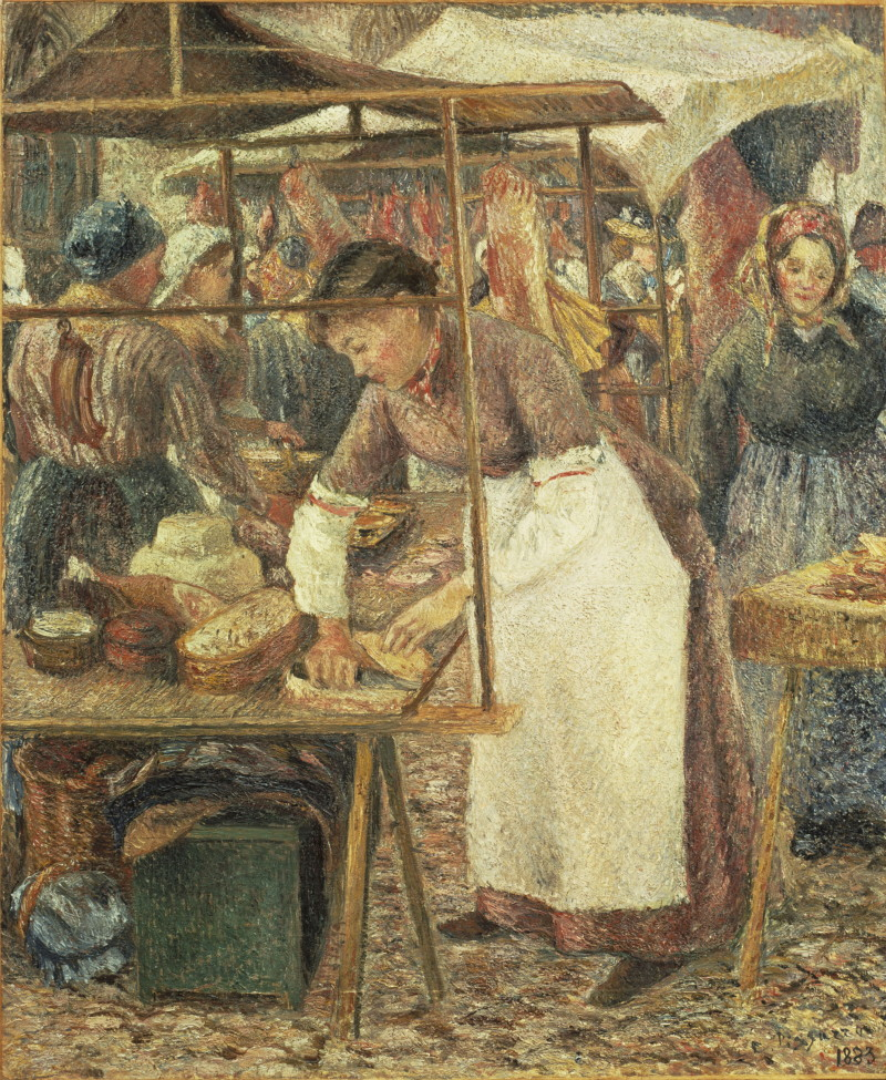 Pissarro Camille (1830-1903). Royaume-Uni, Londres, Tate Collection. N05576.
