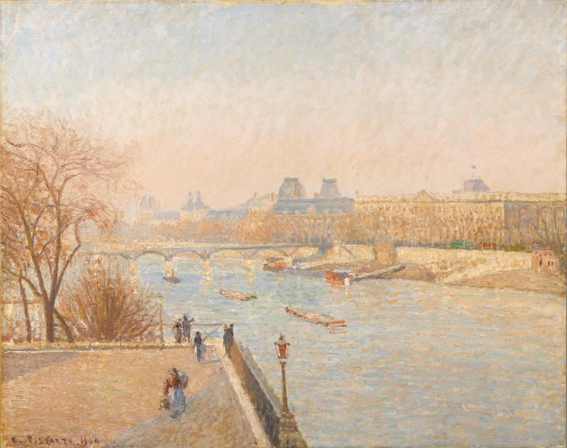 Camille Pissaro au Musée Marmottan Monet a Paris jusqu'au 2 juillet 2017
