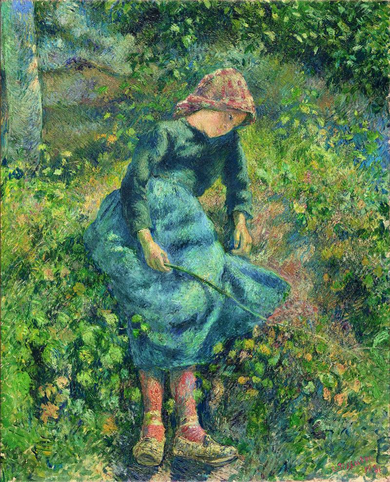 Pissarro Camille (1830-1903). Paris, musÈe d'Orsay. RF2013.