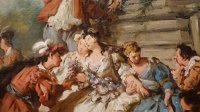 Collection Horvitz de watteau a David