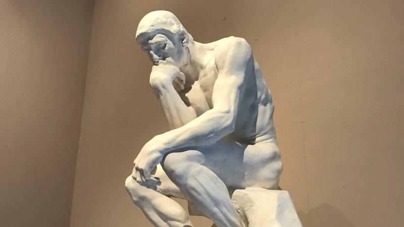 Exposition Centenaire Auguste Rodin- Grand Palais paris 2017