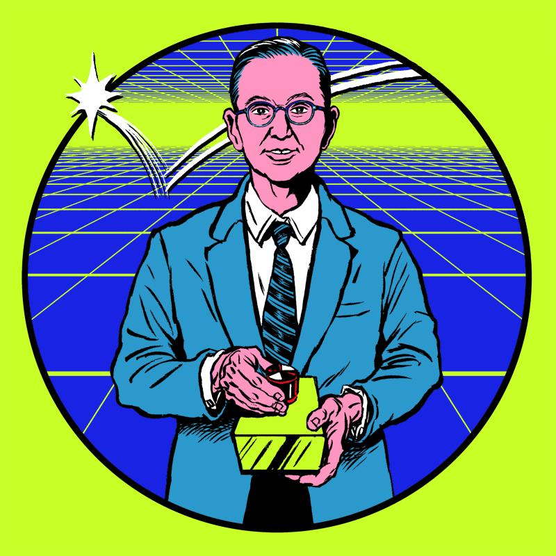 William HIGINBOTHAM, GAME, le jeu vidéo à travers le temps, Espace Fondation EDF
