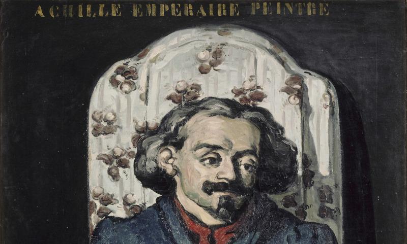 Achille Emperaire, Portraits de Cézanne, Musée d'Orsay