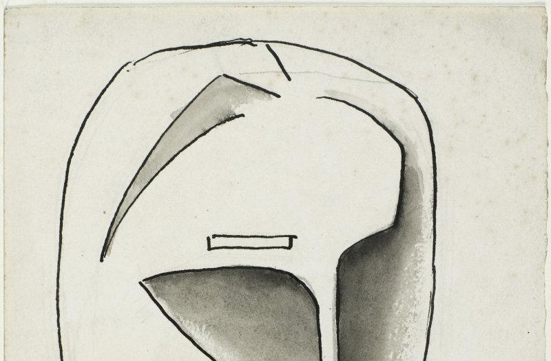 González Julio (1876-1942). Paris, Centre Pompidou - Musée national d'art moderne - Centre de création industrielle. AM3144D.