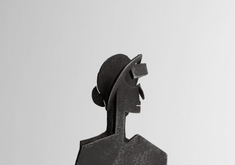 González Julio (1876-1942). Paris, Centre Pompidou - Musée national d'art moderne - Centre de création industrielle. AM1499S.