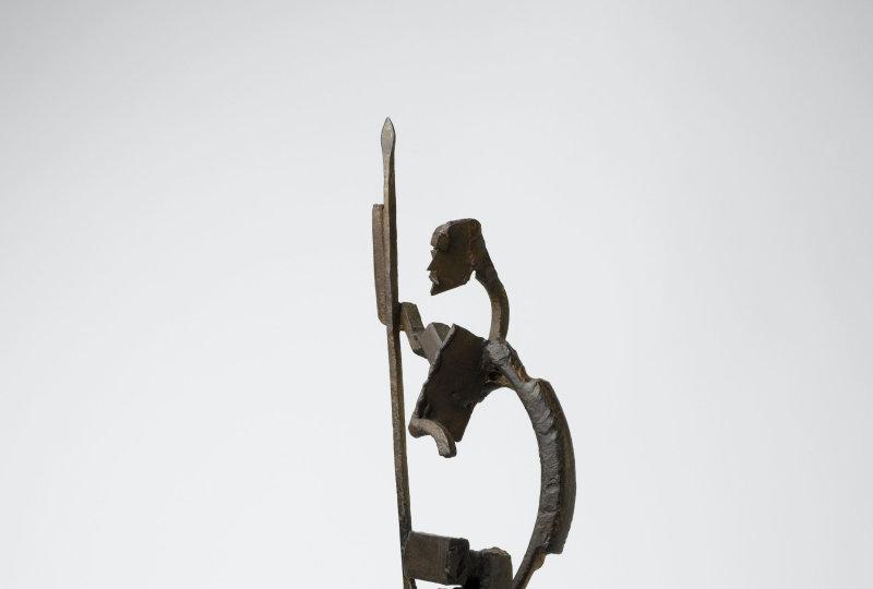González Julio (1876-1942). Paris, Centre Pompidou - Musée national d'art moderne - Centre de création industrielle. AM1505S.