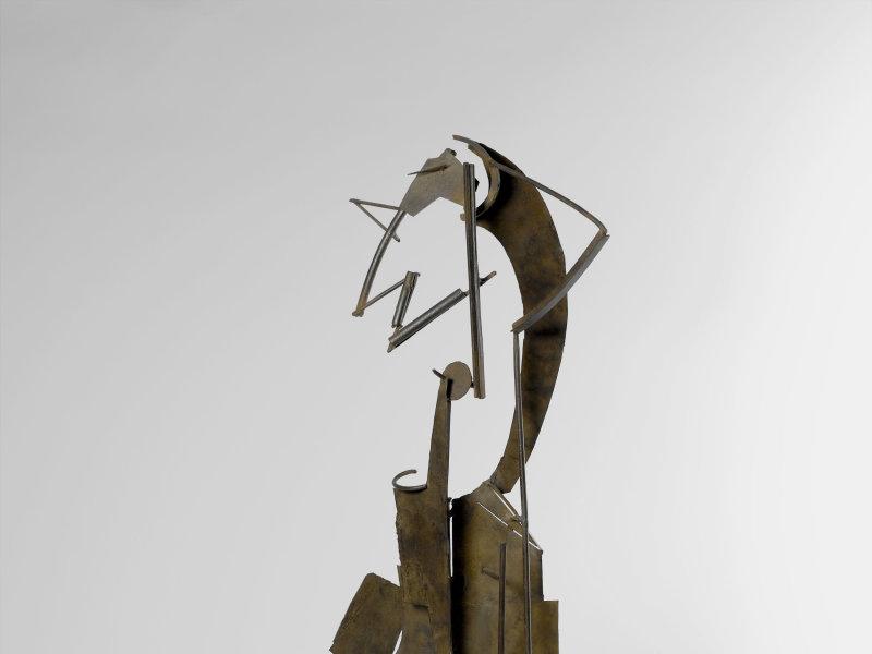 González Julio (1876-1942). Paris, Centre Pompidou - Musée national d'art moderne - Centre de création industrielle. AM951S.