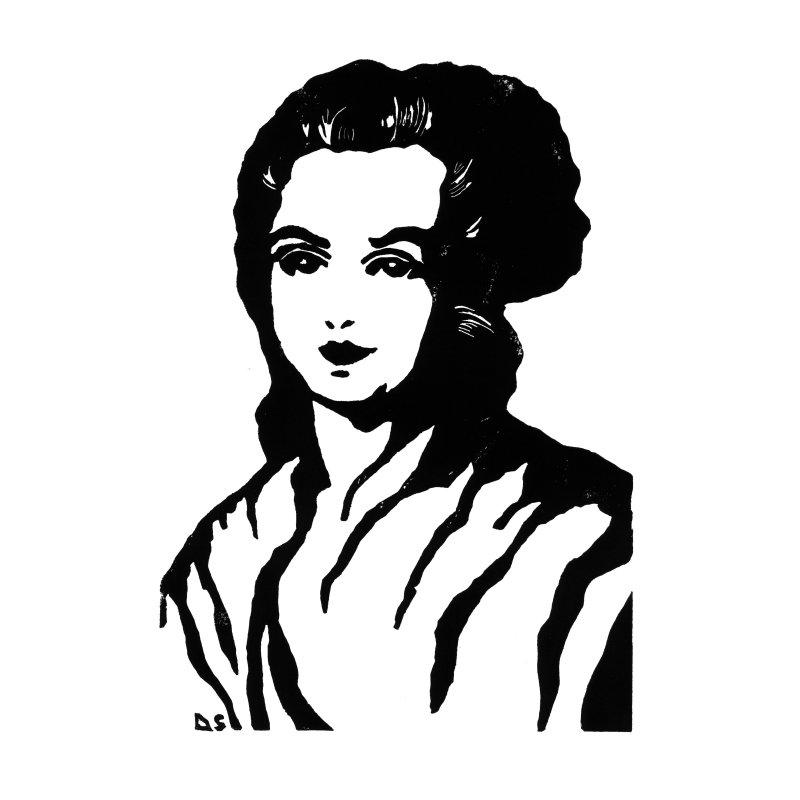 Olympe de Gouges - Sophie Degano - Grâce à elles - Musée des Beaux-Arts de Morlaix