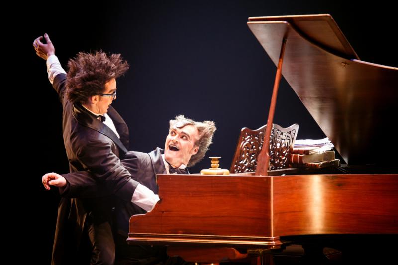 Les Virtuoses au Théâtre des Nouveautés du 5 mai au 30 juin 2017
