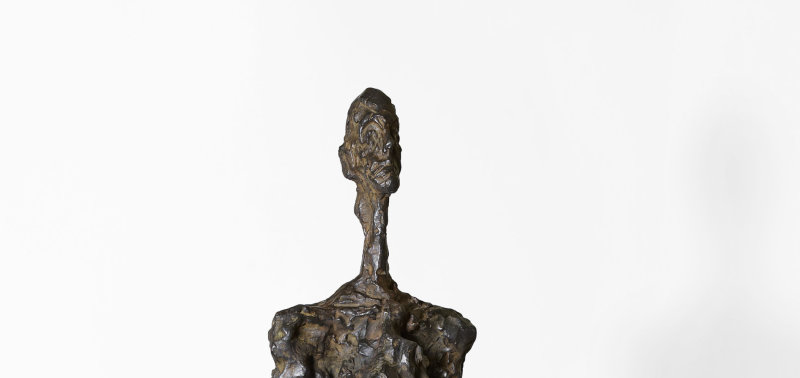 © Collection Alicia Koplowitz - Grupo Omega Capital © Succession Alberto Giacometti (Fondation Alberto et Annette Giacometti)/ADAGP, Paris, 2017