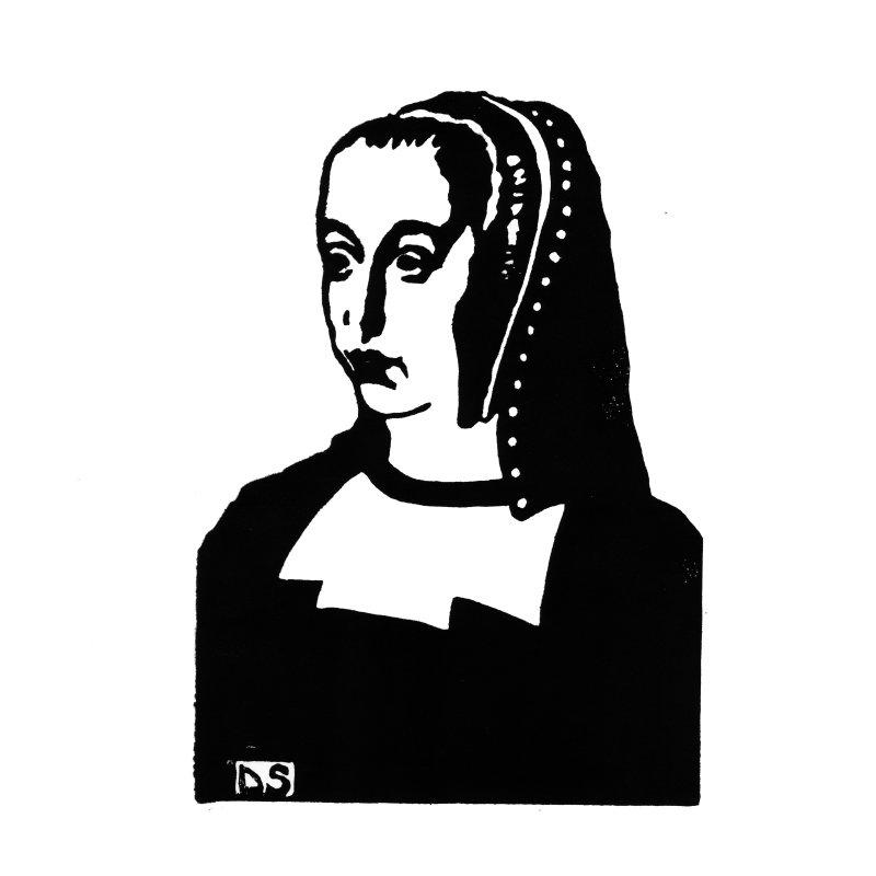Anne de Bretagne - Sophie Degano - Grâce à elles - Musée des Beaux-Arts de Morlaix