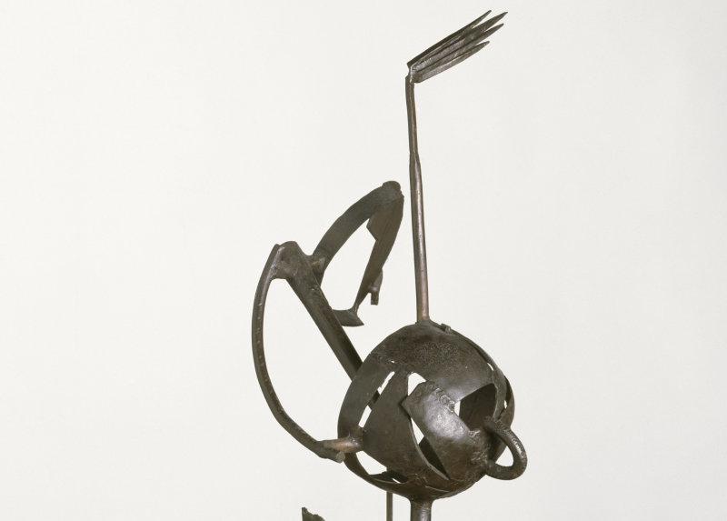 González Julio (1876-1942). Paris, Centre Pompidou - Musée national d'art moderne - Centre de création industrielle. AM1979-421.