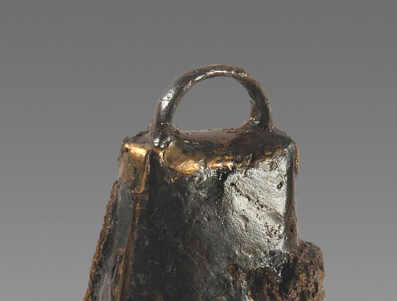 Clochette, Austrasie, Musée d'Archéologie Nationale