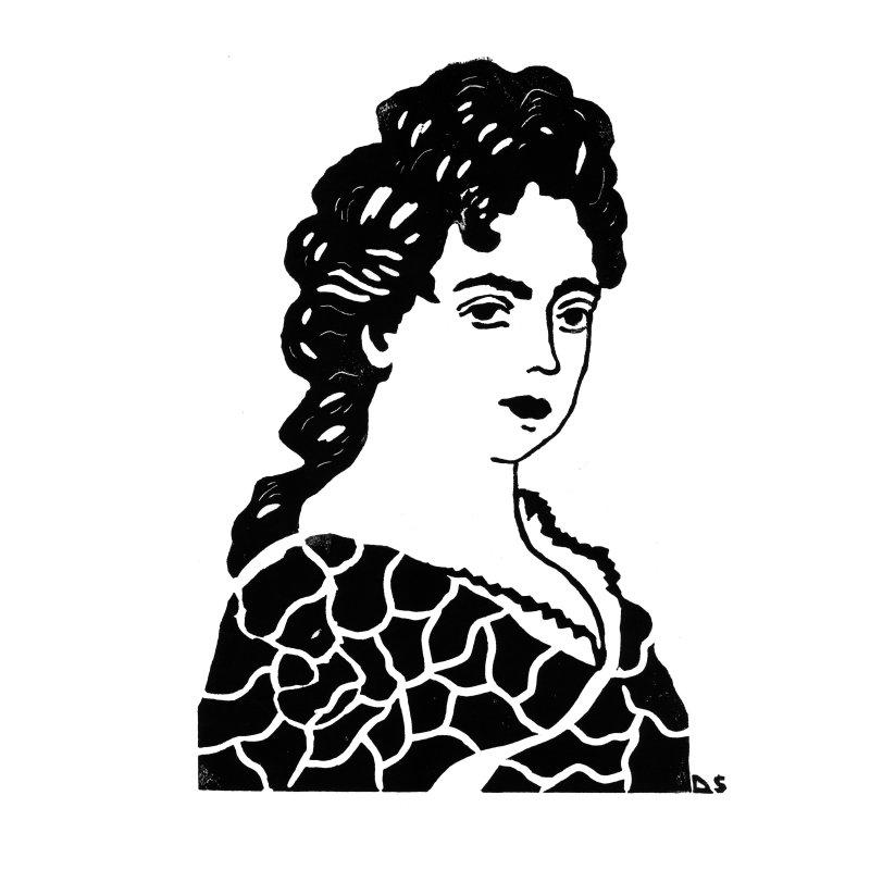 Gabriellel Suchon - Sophie Degano - Grâce à elles - Musée des Beaux-Arts de Morlaix