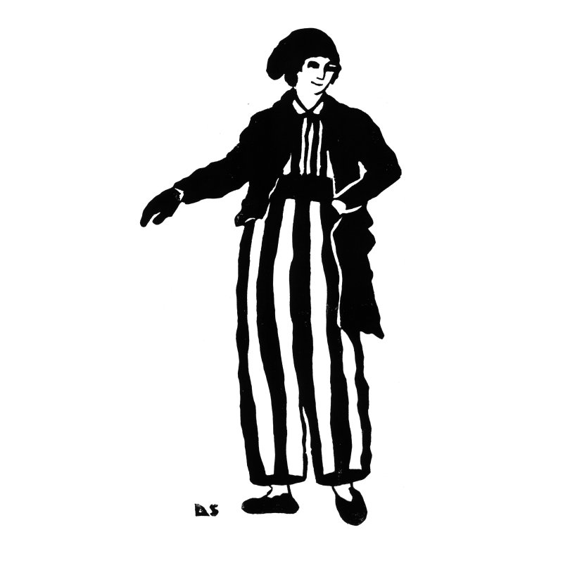 Jeanne Barret - Sophie Degano - Grâce à elles - Musée des Beaux-Arts de Morlaix