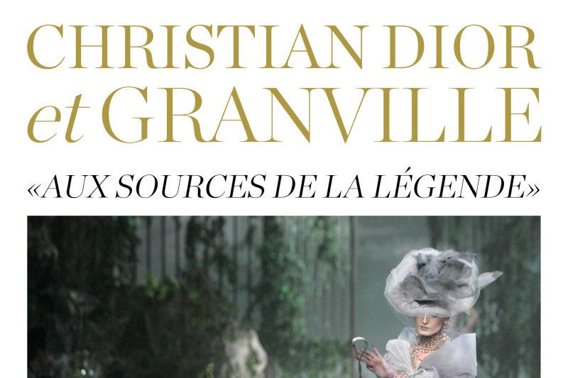 Christian Dior et Granville au Musée Christian Dior jusqu'au 24 septembre 2017