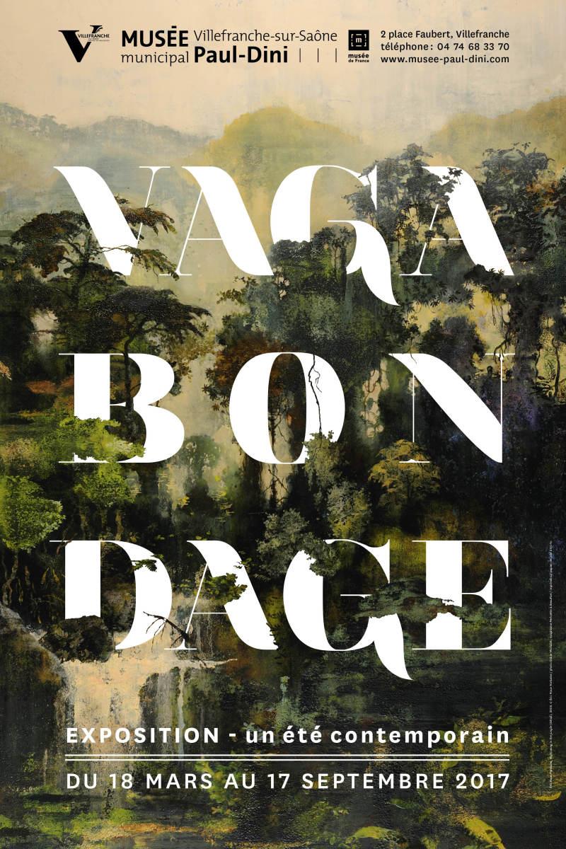Vagabondage: Un été contemporain au Musée Paul Dini jusqu'au 18 septembre 2017