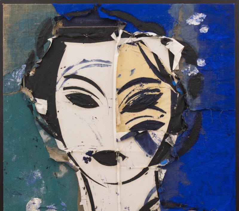 Azul Real, Manolo Valdés, Opera Gallery
