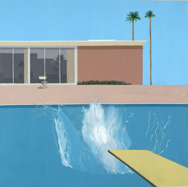 © David Hockney Collection Tate, London