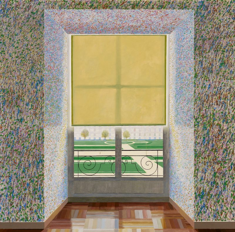 © David Hockney Collection Ludwig Museum, Budapest