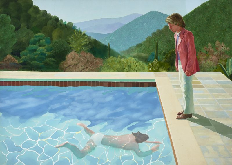 © David Hockney Photo Art Gallery of New South Wales Jenni Carter