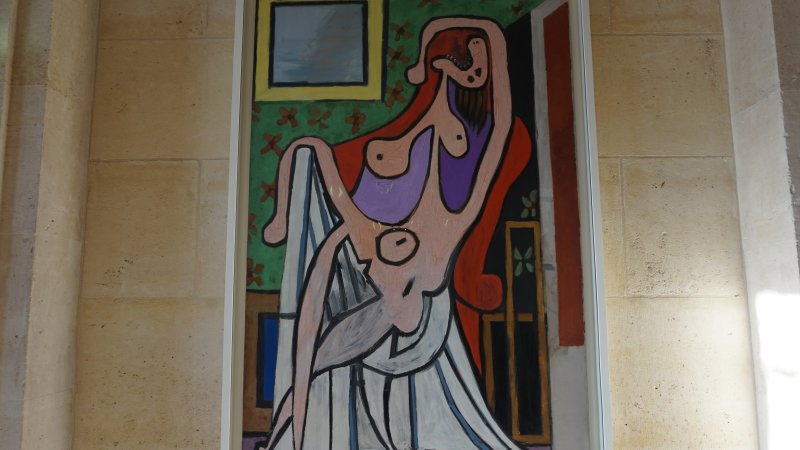 Exposition Olga- Musée Picasso Paris