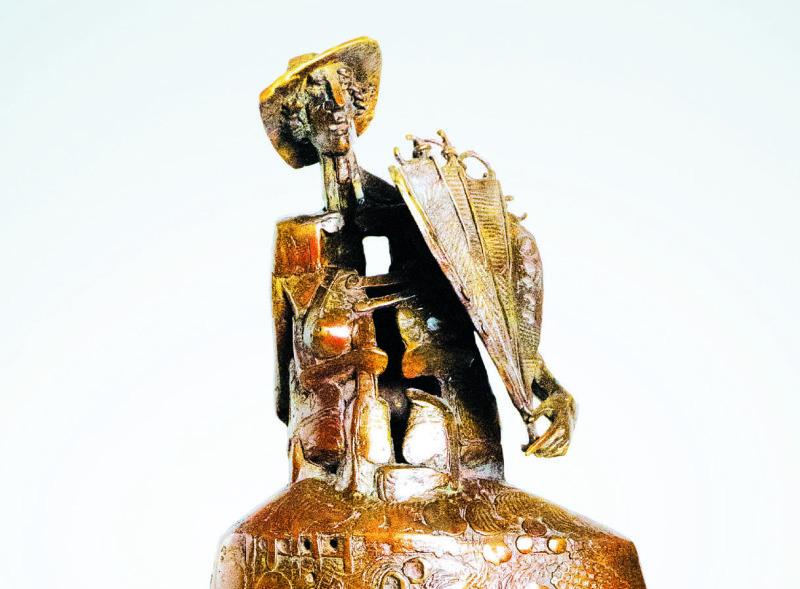 Visuel de l'exposition Jivko - Domaine des Roches