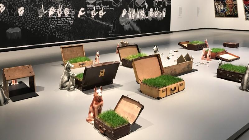 exposition art afrique le nouvel atelier fondation vuitton paris_1743