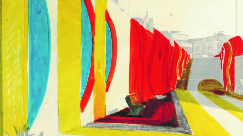 Exposition Eloge de la couleur piscine de Roubaix 11