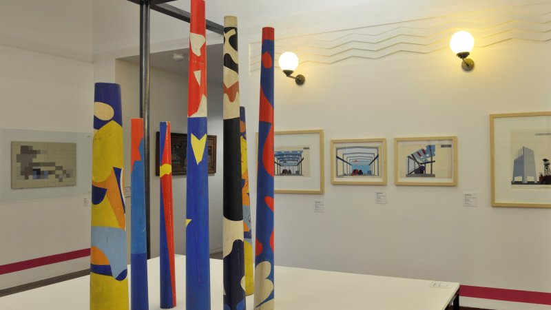 Exposition Eloge de la couleur piscine de Roubaix 7