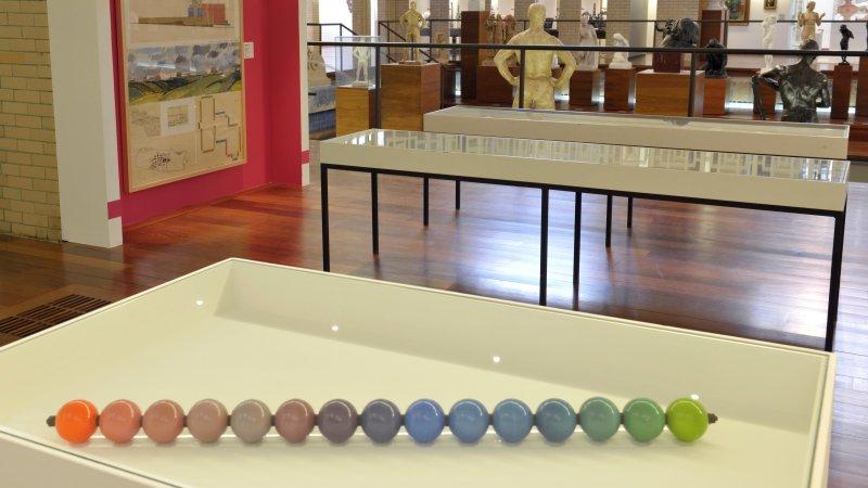 Exposition Eloge de la couleur piscine de Roubaix 9