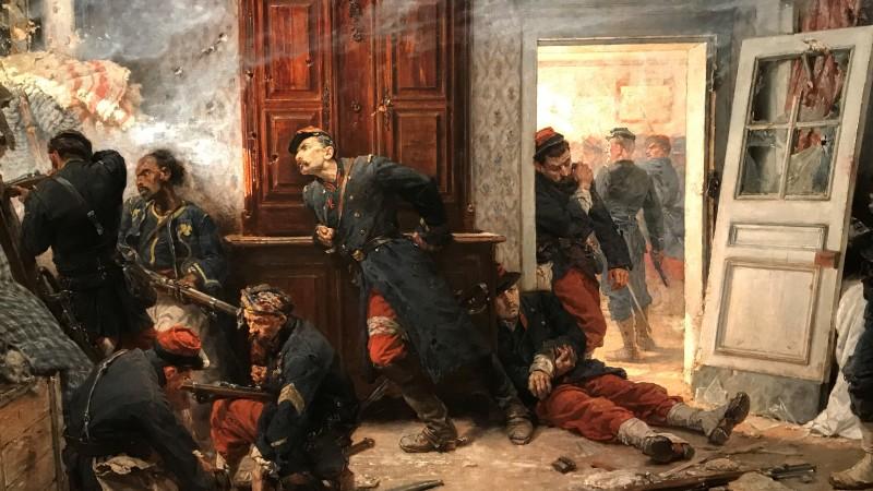 Exposition musee de l'armee france allemagne(s) paris 529