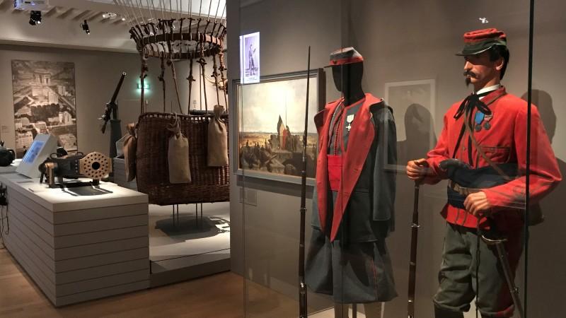 Exposition musee de l'armee france allemagne(s) paris 91