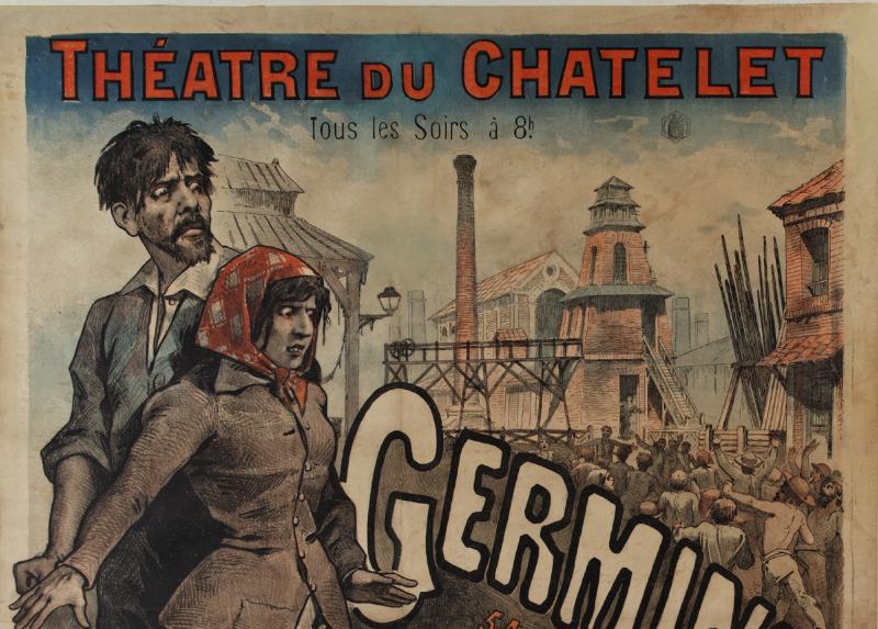 Exposition Germinal : fiction ou réalité - Centre historique minier - Lewarde