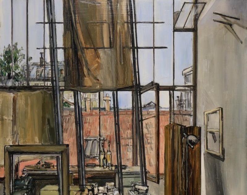L'atelier, 1942, Gruber
