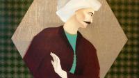 Hayv Kahraman Khosrow 2009  - Collection Barjeel IMA