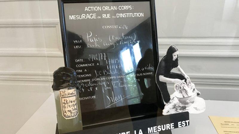 Exposition A pied d'oeuvre- Monnaie de Paris 2017