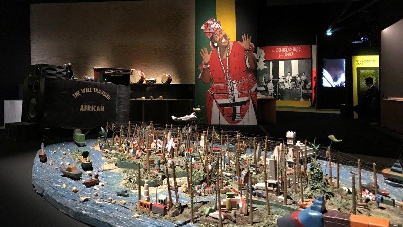Exposition Jamaica Jamaica Philharmonie Paris