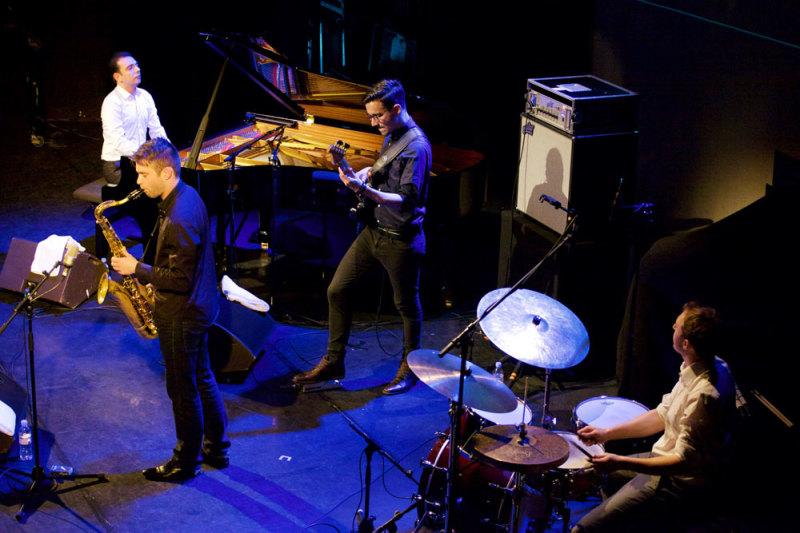 Jazz à Saint Germain des Prés au Théâtre de l'Odéon, Musée de Cluny, Université Paris Sorbonne du 11 au 22 mai 2017